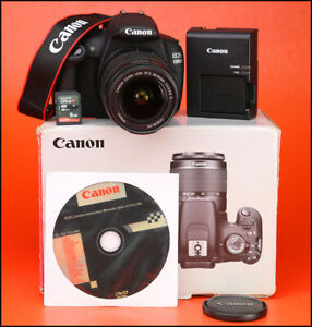 Canon-EOS-1200D-DSLR-Camera-18-55-mm-IS-Zoom-Lens-Kit-seulement-2-111-photos-prises