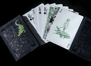 Kết quả hình ảnh cho GATORBACKS PLAYING CARDS