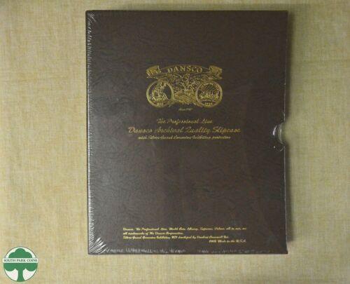 "7//8/"" DANSCO ALBUM ARCHIVAL QUALITY SLIPCASE"