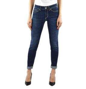 Dondup-Jeans-Donna-Mod-MONROE-DS112D-045-Nuovo-e-Originale-SALDI