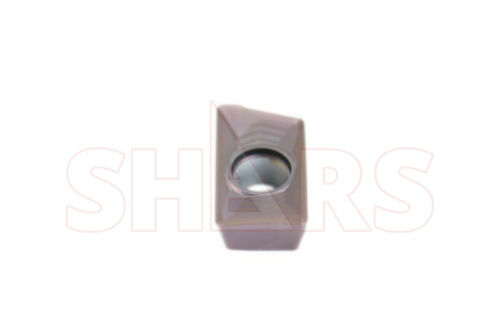 SHARS 5PCS APKT 1604 33 CARBIDE INSERT FOR ALLOY STAINLESS STEEL NEW !{