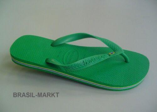 taille 43//44 NEUF vert Havaianas type Brasil