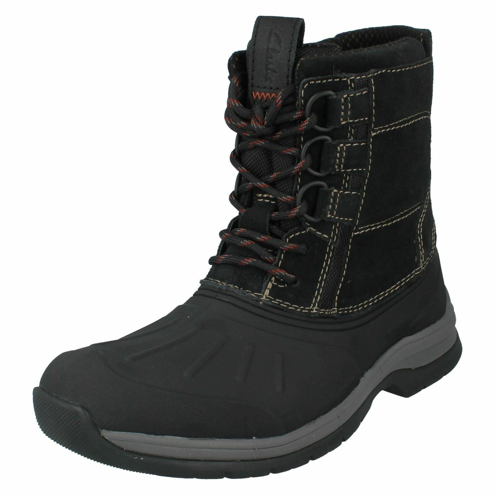 Clarks Mens Outdoor Boots Nashoba Summit