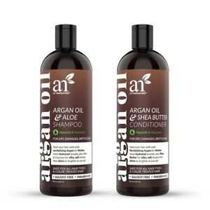 Artnaturals Morrocan Argan Oil Hair Care Shampoo, Conditioner & Mask Collection