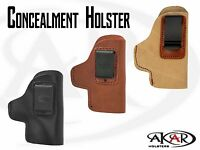 Smith & Wesson 686 4 Iwb Inside Pants Ccw Clip-on Right Hand Holster