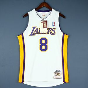 wholesale dealer 7aa7a 1c866 100% Authentic Kobe Bryant Mitchell Ness 03 04 Lakers Jersey ...