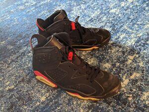 Nike Air Jordan 6 VI Retro Black