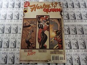 Harley-Quinn-2000-DC-21-1st-Solo-Series-Suicide-Squad-Kesel-Dodson-NM