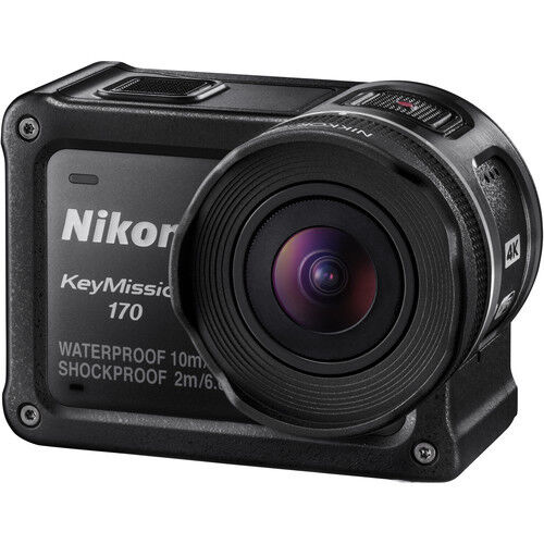 Nikon KeyMission 170 4K Action Camera Featured