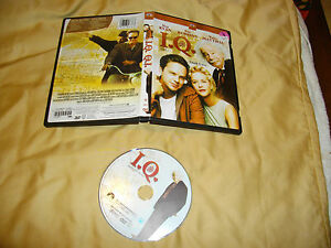 I.Q. (DVD, 2011, Canadian French and english region 1 walter matthau tim robbins
