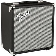 Fender Rumble 1x8-Inch 15-Watt V3 Bass Combo ProAudioStar Amplifier