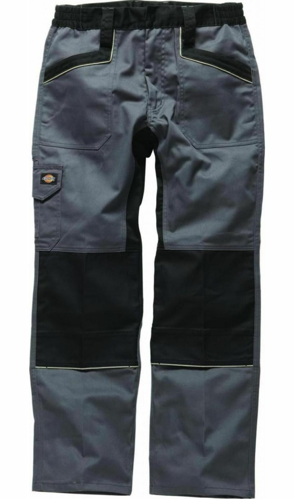 Dickies Industry 260 Cargo Trousers +Kneepads (WD404) Work Construction Builders