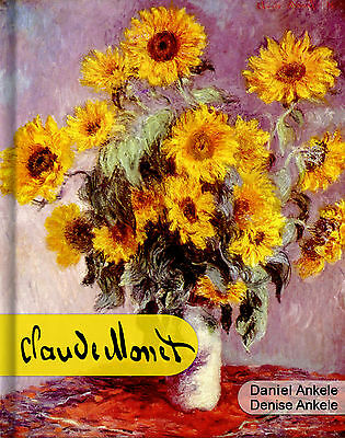 CLAUDE MONET ART BOOK ON CD - 1000+ Impressionist Paintings - Impressionism