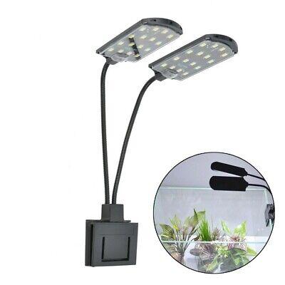 15W Aquarium Beleuchtung LED Aufsetzleuchte Lampe