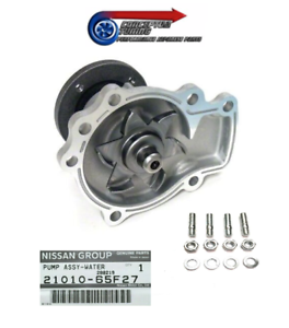 Genuine-Nissan-Water-Pump-Kit-21010-65F27-For-S14-200SX-Zenki-SR20DET