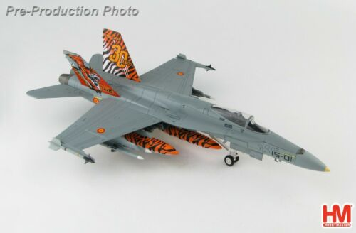 "Hobby Master HA3551,EF-18A /""NATO Tiger Meet 2016/"" 15-01//C15-14 Ala 15 Spanish"