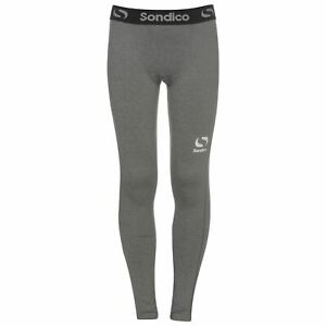 Sondico Childrens Core 3//4 Tights Boys Stretchy Exercising Sport Active Clothing