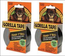 Gorilla Tape Black 32m X 48mm Extra Dickes Und Klebriges Wetterfestes Klebeband Heimwerker Baustoffe & Holz