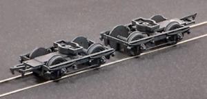 Ratio-108-OO-Gauge-LMS-ex-LNWR-8ft-Coach-Bogies-Kit