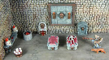 Painted Room of Doom Set - Works with Dwarven Forge and DnD D&D