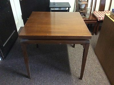Antique and expandable dining room table and chairs.   eBay