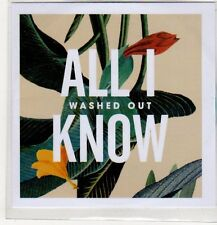 (EP121) Washed Out, All I Know - 2013 DJ CD