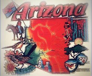 Vintage iron Springs Arizona shirt