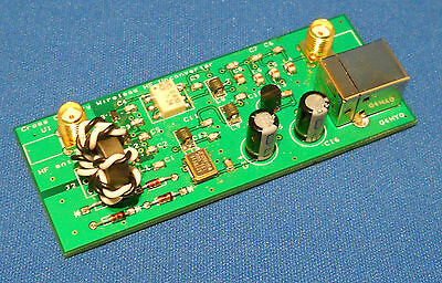 Cross Country Wireless HF Upconverter use with RTLSDR SDR Funcube dongles