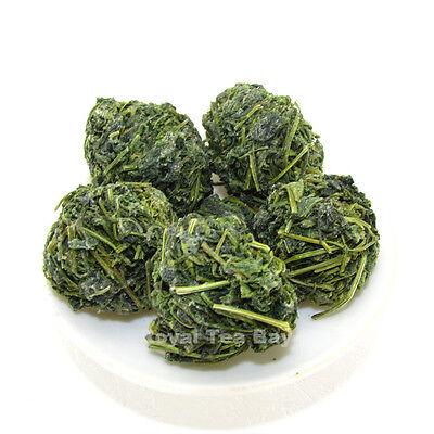 Ball-shaped Jiao Gu Lan Jiaogulan Pearl Tea Gynostemma Pentaphyllum Herb Tea