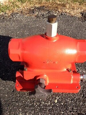 Generous Fw Murphy Natural Gas Propane Shut-off Valve M50-81fs-a Supplies