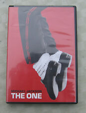 Michael Jackson DVD Video The One DVD Moonwalk 5 Dancing