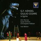 "H""ndel: Gulio Cesare in Egitto (CD, Aug-2012, 3 Discs, Farao Classics)"