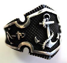 Mens 925 Sterling Silver  Men's Ring Sz 11.25 US
