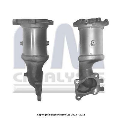 FOR NISSAN X-TRAIL 2.2 2001-2003 841 CATAYLYTIC CONVERTER TYPE APPROVED CAT