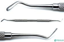 Dental Plastic Filling 25mm Root Canal Plugger Restorative Premium Instruments