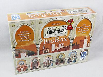 Alhambra Erweiterungen