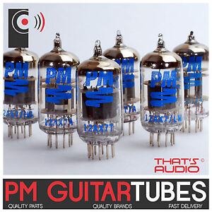 Details about PreAmp PM GUITAR Tube RANGE >>12AT7 12AU7 12AX7 12AX7T  12AX7HG ECC81 ECC82 ECC83