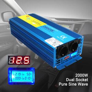 2000W-4000W-Reiner-Sinus-Spannungswandler-12V-auf-230V-Inverter-Wechselrichter