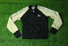 ADIDAS original SUPERGIRL TT WOMENS TRACK TOP JACKET SIZE 34
