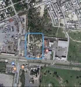 Terreno en Venta Ubicado al sur de la Colonia Lomas del Real de Jarachina Sur Reynosa Tamaulipas