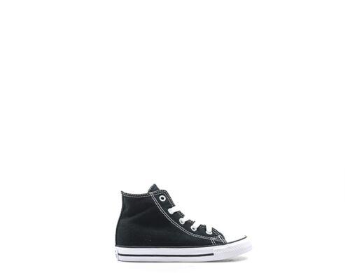 Trendy Bambini Nero Converse Sneakers Scarpe Tessuto 7j231 twAqUtg