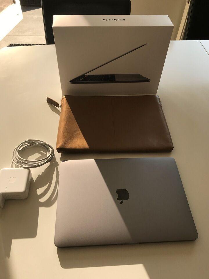 MacBook Pro, m. touchbar, 2.3 GHz