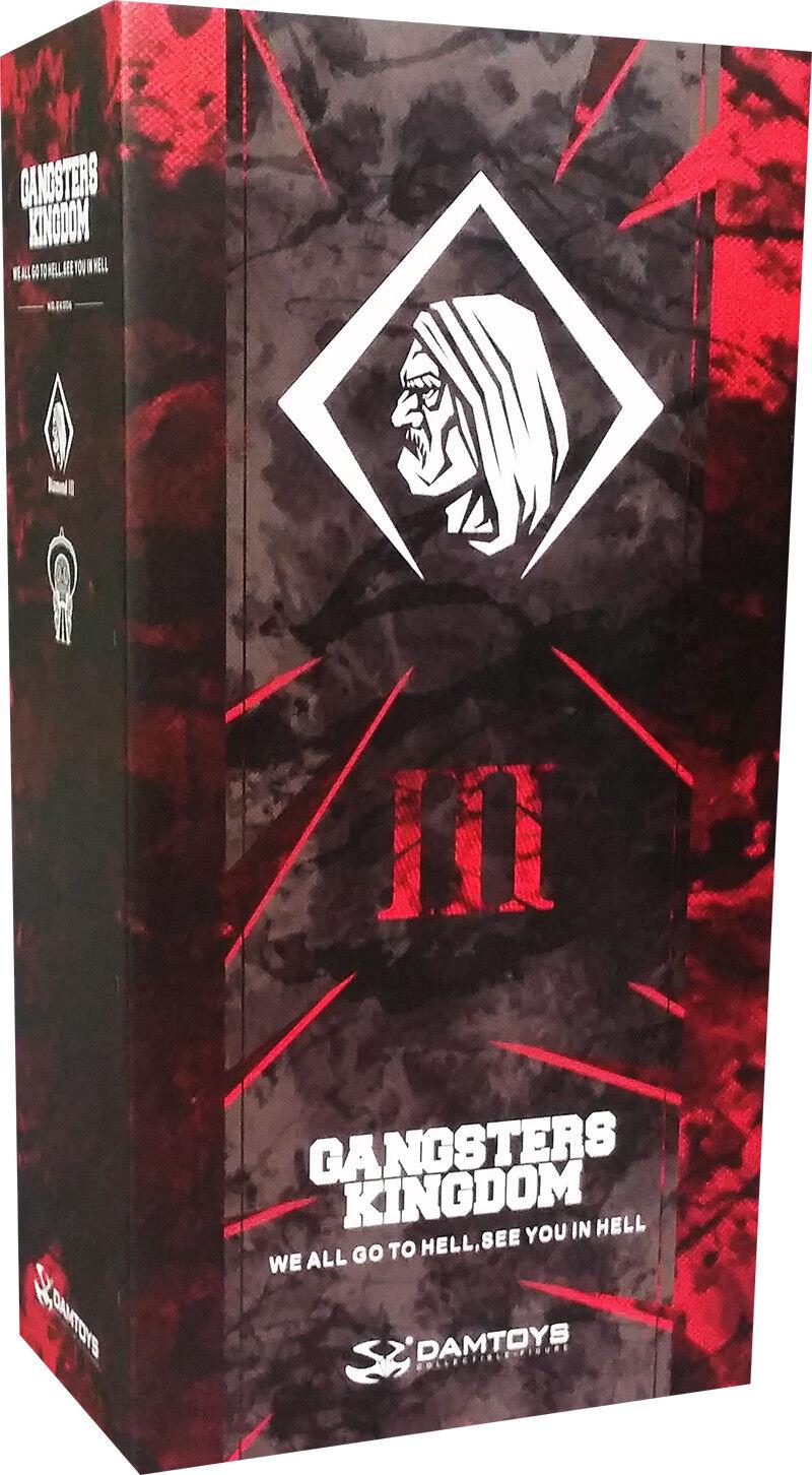 Gangsters Kingdom GK006 Danny Trejo Juárez Machete 30cm Figure DAMTOYS 1/6