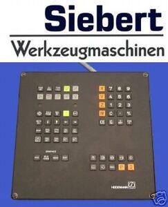 Heidenhain-TNC-355-Schulungstastatur-TNC355-TE355-TE