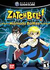 Zatch Bell Mamodo Battles (Nintendo GameCube, 2005)