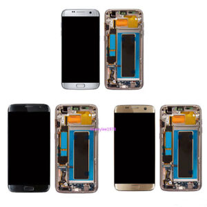 for samsung galaxy s7 edge g935f g935 cran tactile affichage lcd display cover ebay