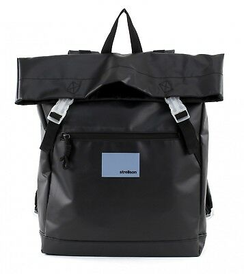Radient Strellson Zaino Shadwell Backpack Lvf Black Giada Bianca