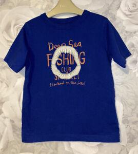 Boys Age 4-5 Years - Gap T Shirt