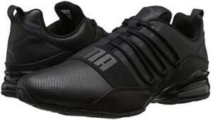 Details about NWT Men s Puma Cell Regulate SL PRO Limit Shoes Surin Voltaic  Tazon 190596 Black 79fd2b521