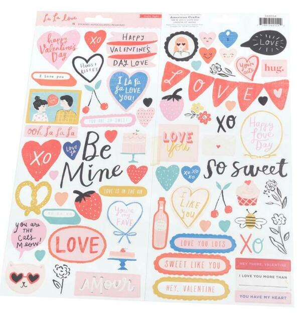 """Signature Series Cardstock Combo Sticker 4.25/""""x12/""""-country Music"""